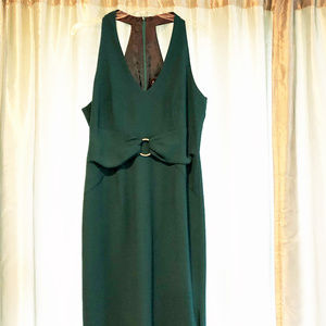 S. L. Fashions new womens size 10 halter dress